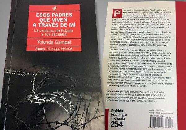"""Reseña del libro: """"Esos padres que viven a través de mí. La violencia de Estado y sus secuelas"""""""